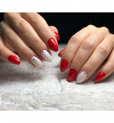 Gel Polish *020 PANTONE: Barbados Cherry 10ml SPEKTR