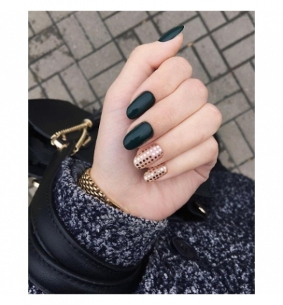 Gel Polish *040 PANTONE: Dark Green 10ml SPEKTR