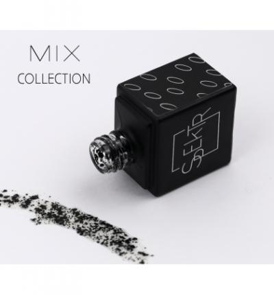 Gel Polish *106 MIX Silver Metal Flakes 10ml SPEKTR