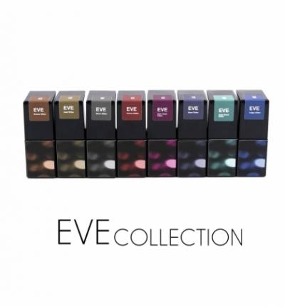 Gel Polish *126 EVE Dark Violet Glitter 10ml SPEKTR
