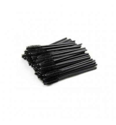Cepillos desechables para Extensiones de Pestañas (50 pcs)