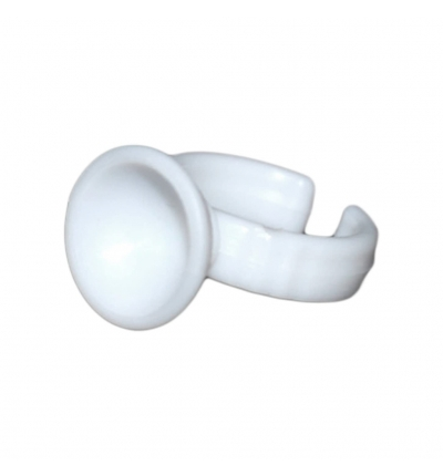 Anillos para Adhesivo Extensiones de Pestañas (100 pcs)